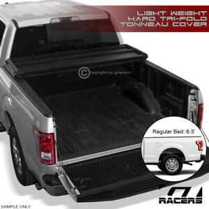 Truck Bed Accessories For 2004 2014 F150 Reg Super Supercrew Cab 6 5 Bed Snap On Vinyl Tonneau Cover Auto Parts And Vehicles
