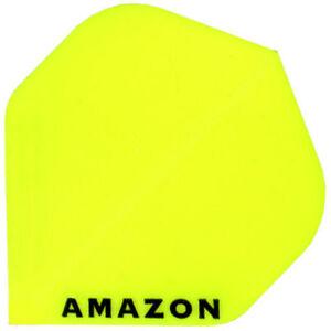 30 Stück für Dartpfeile schwarz 10 Set Dartfly Flights Amazon Standard