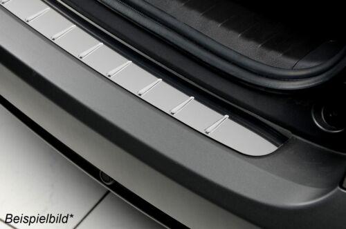 Ladekantenschutz Vollchrom passend für Toyota Corolla Verso 2 2005-2009