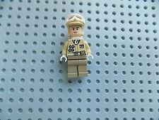 LEGO Star Wars Minifigure 8129 75014 Hoth Rebel Trooper w backpack