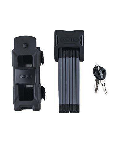 5mm Black *Damaged Packaging* Abus Bordo 6000 Folding Lock 90cm