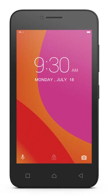 Lenovo B A2016a40 / 8GB / (Ohne Simlock) Android Smartphone - Schwarz