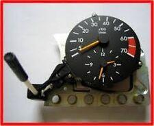 Mercedes 190e 2.3 Clock + Tachometer Tacho Gauges w201 201 4 Instrument Cluster