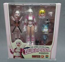 MEDICOM Toy MAFEX 071 Marvel Gwenpool Action Figure Japan