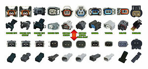lt1 injector wiring harness adapter connector    injector    bosch ev1 ev6 nippon denso  adapter connector    injector    bosch ev1 ev6 nippon denso