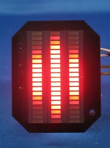 Details about Knight Rider MINI Voicebox Display - KITT LED VU-meter
