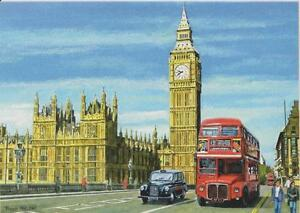 Routemaster rm london bus houses of parliament black cab for Camere parlamento
