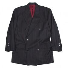 Jean-Paul GAULTIER HOMME Wool Stripe Jacket Size 50(K-46122)