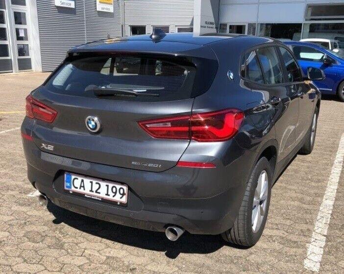 BMW X2 2,0 sDrive20i aut. - billede 3