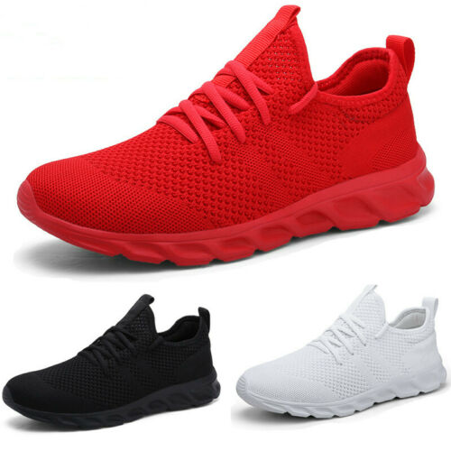 Men/'s Sneakers Casual Fashion Trainer Sports Athletic Running Tennis Shoes Gym