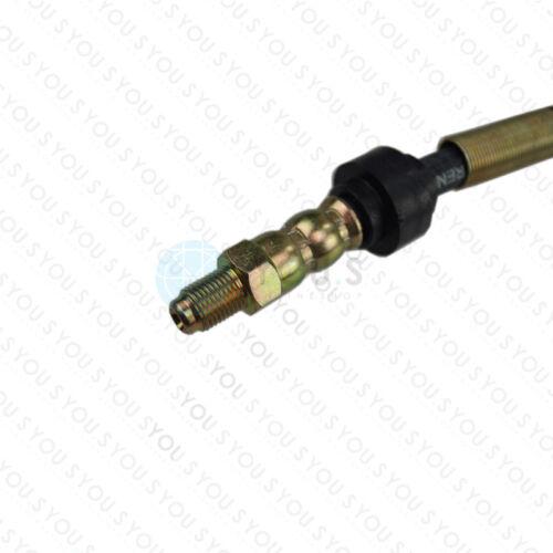 93-02 NEU 2 x Bremsschläuche Vorderachse Rechts /& Links für PEUGEOT 306