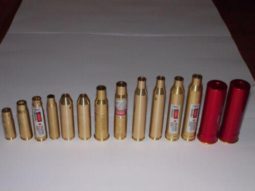Cartuccia laser collimatore calibro 44 e 22 long rifle