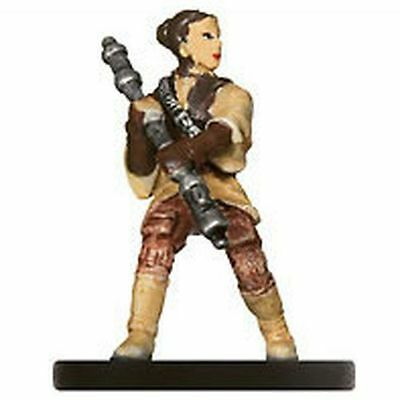 Leia Bounty Hunter 5/40 Entanglements VR Star Wars miniatures