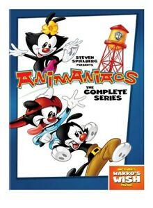 Animaniacs-The-Complete-Series-19-Disc-DVD-NEW