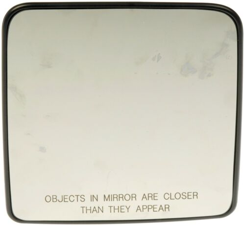 Boxed Right fits 07-10 Jeep Wrangler Door Mirror Glass-Mirror Glass Door