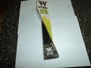 Windmer-Brothers-Brewing-Tap-Handle-Upheaval-IPA-Metal-and-wood-11-inches-long