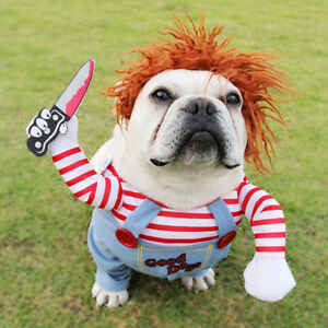 Halloween-Dog-Pet-Costume-Clothes-Suit-Puppy-Dressing-Party-Cosplay-Fatal-doll