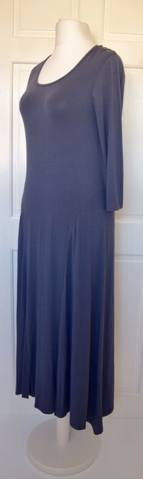 Join Clothes 3 4 Sleeve Dress Midnight bluee Size S BNWT NEW