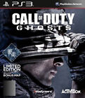 Call of Duty: Ghosts -- Limited Edition (Sony PlayStation 3, 2013)