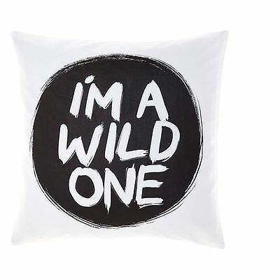 NEW Hiccups I'm a Wild One Cushion