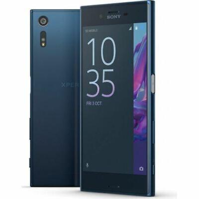 Good Condition Sony Xperia XZ 32GB F8331 Forest Blue Unlocked 12M Warranty