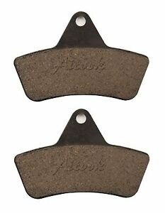 2003 2004 Arctic Cat 400 2x4//4x4 FIS Auto Front and Rear Brake Pads