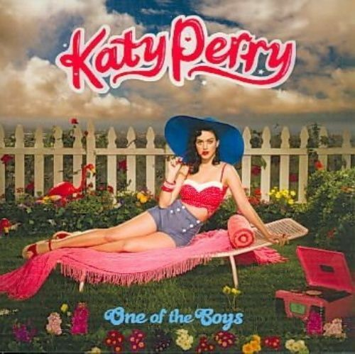1 of 1 - One of the Boys [Bonus Track] by Katy Perry (CD, Aug-2008, EMI)