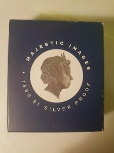 1999-Royal-Australian-Mint-Majestic-Images-1-oz-Silver-1-Subscription-Coin