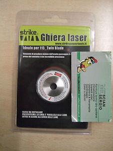 Ghiera-laser-per-STRIKE-TWIN-BLADE-115-per-tagli-di-precisione
