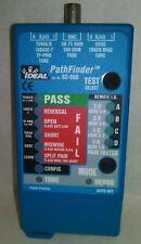 Ideal 62 080 Pathfinder Wirecabletestertracer Rj45 Nos