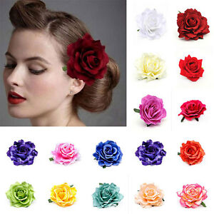 1Pc-Blooming-Rose-Flower-Wedding-Bridal-Hair-Clip-Headpiece-Brooch-Pin-Dual-Use
