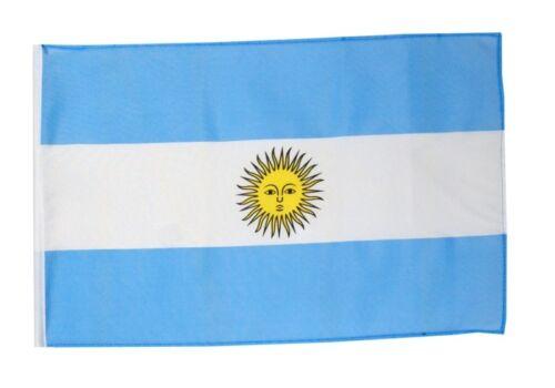 L/'Argentine Bannière Argentine Drapeaux Drapeaux 30x45cm
