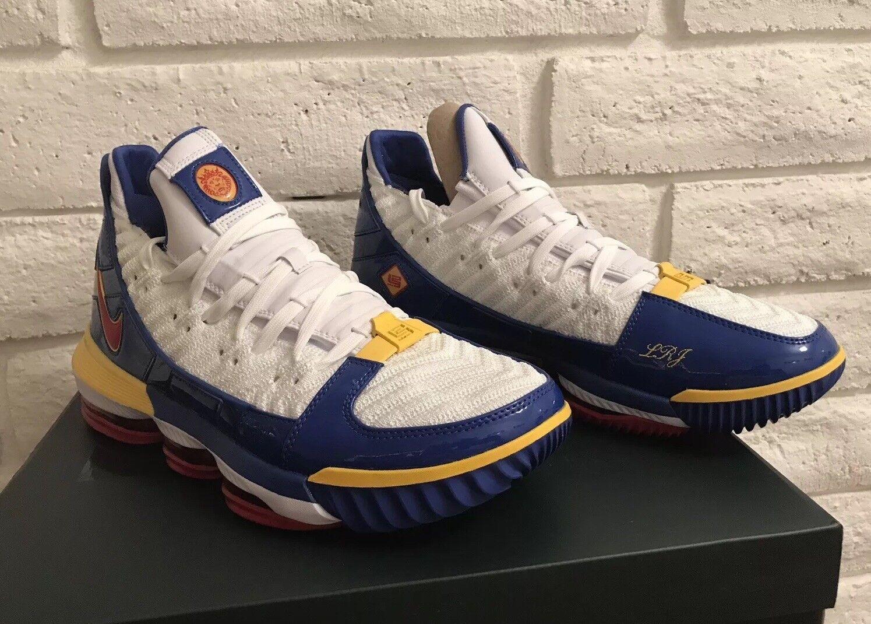 NIKE LEBRON XVI SB Superbron Men's Size 11 W12.5 Basketball Sneaker shoes NEW