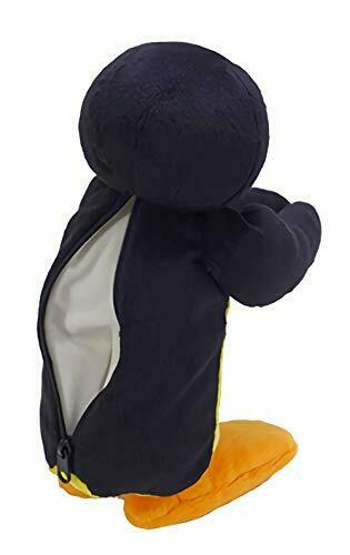 Sun Arrow Pingu Pouch 26cm Plush Doll Stuffed toy 26cm Anime from JAPAN 2020