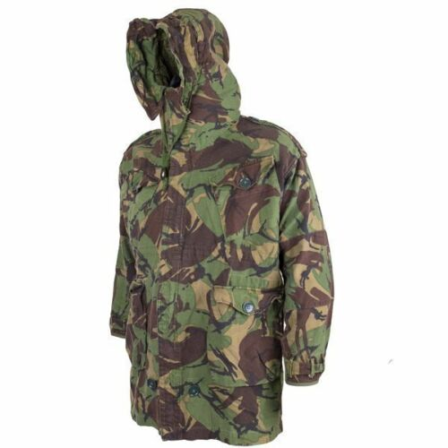 Authentic British Army Parka British Army Cold Wea