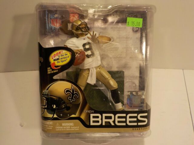 NFL Elite 1 MCFARLANE New Orleans Saints Drew Brees