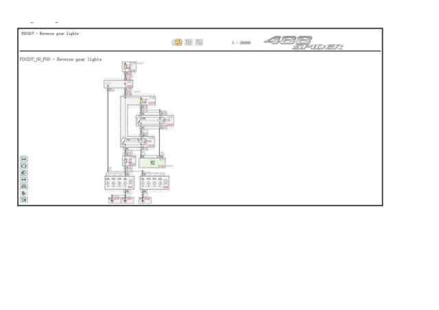 Ferrari 488 Spider Wiring Diagrams Manual