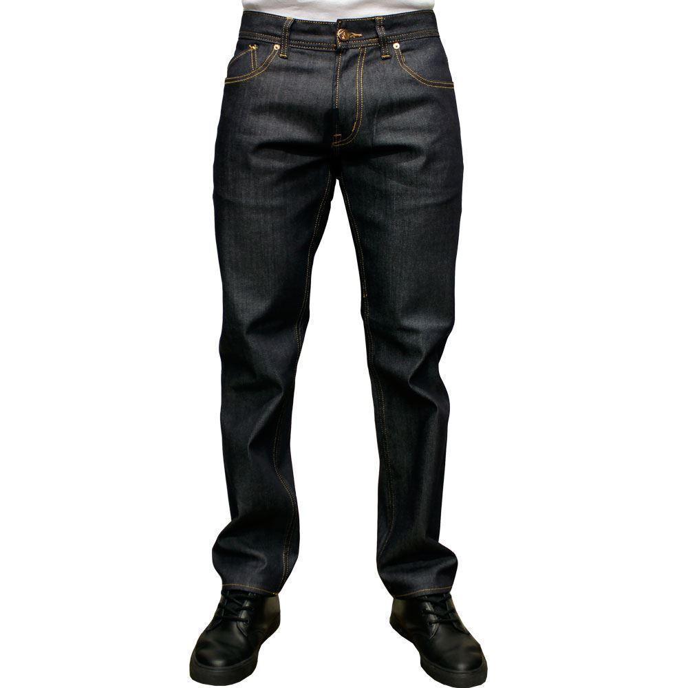 Lrg RC True True True Tapered Fit Jeans Dry Indigo d55120