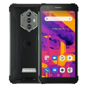 Blackview FLIR Termocamera BV6600 Pro 8580mAh 4GB+64GB Cellulari Smartphone
