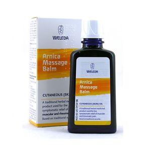 Weleda-Arnica-masaje-Balsamo-50ml-Muscular-amp-Dolor-Reumatico