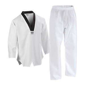 7  oz. Middleweight TKD Student Uniform  the cheapest