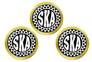Ska-Musique-Marqueurs-de-Balles-de-Golf