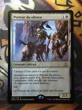 Porteur du silence   VF  -  MTG Magic (NM)