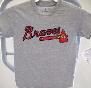 La foto se está cargando Atlanta-Braves-ninos-jovenes-pequeno-S-Talla-8- 9484d4b10