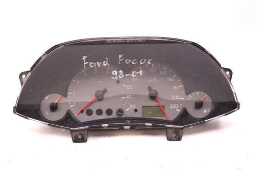original Ford Focus 1 Tachometer Benziner km//h 98AB-10849-JG Kombiinstrument