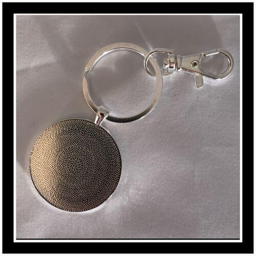 Saleen  Tachometer Photo Keychain Mustang Pendant Gift