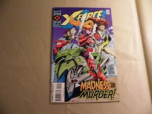 X-Force-40-Marvel-1994-Free-Domestic-Shipping