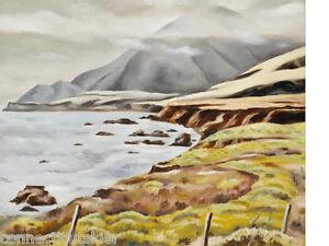 California-Landscape-Darwin-Musselman-Coastal-Mystical-Oil-on-canvasboard-ocean