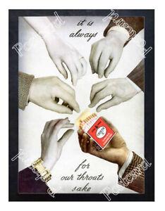 Historic-039-Craven-A-039-Virginia-Cigarettes-Advertising-Postcard