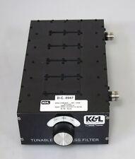 Bandpass Filter Kampl Microwave 5bt 5001000 5 Nn